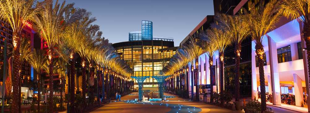 Anaheim Paving Services Service Area High Shot